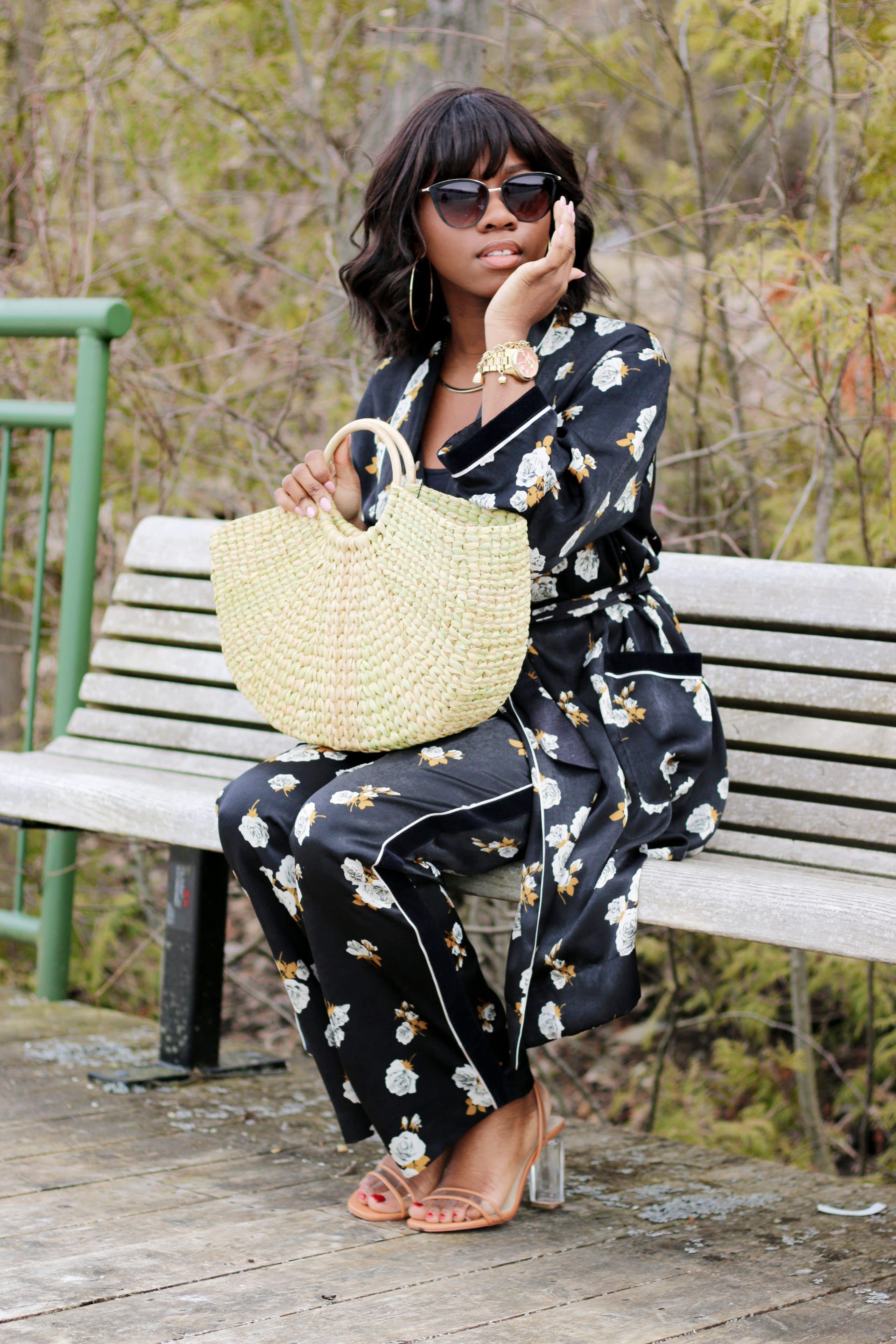 Pajama Chic