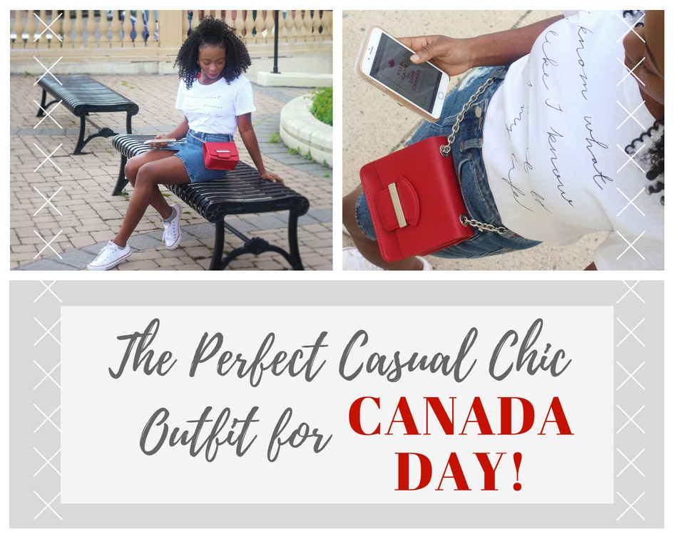 5 Fun Ways to Spend Canada Day + The Perfect Casual Chic Outfit!