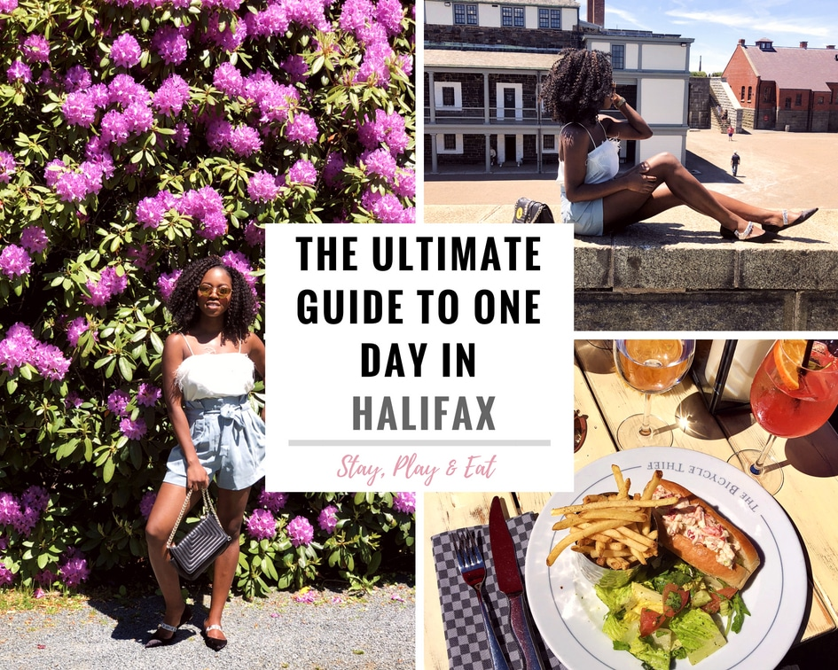 THE ULTIMATE GUIDE TO A DAY IN HALIFAX, NS