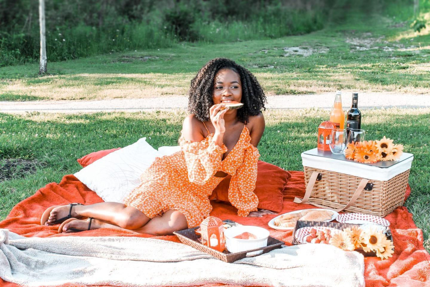 How to Plan The Perfect Picnic Date