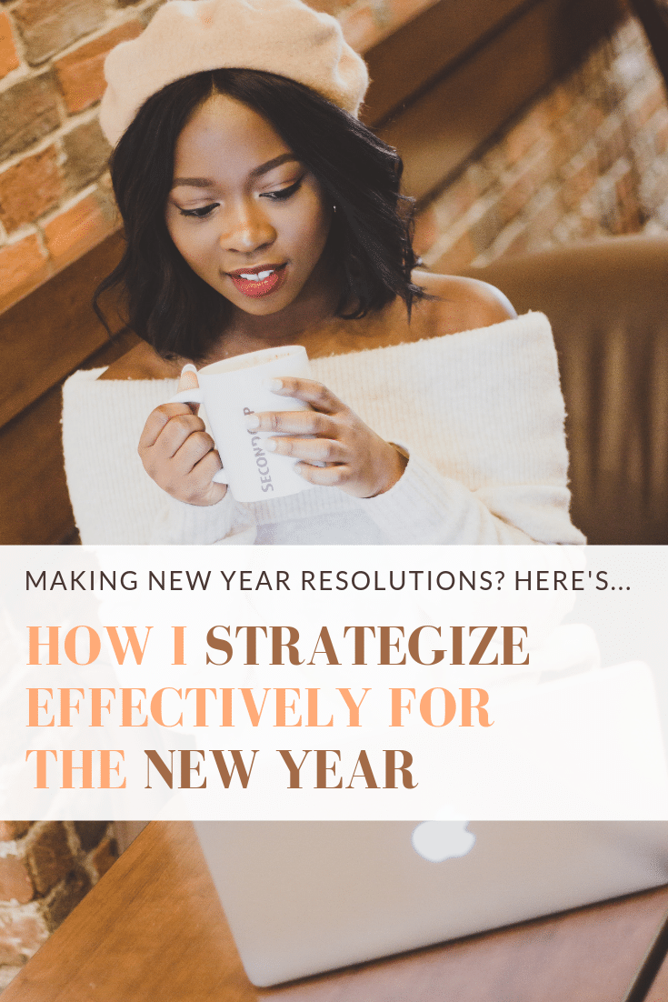 How To Make New Year's Resolutions the Right Way