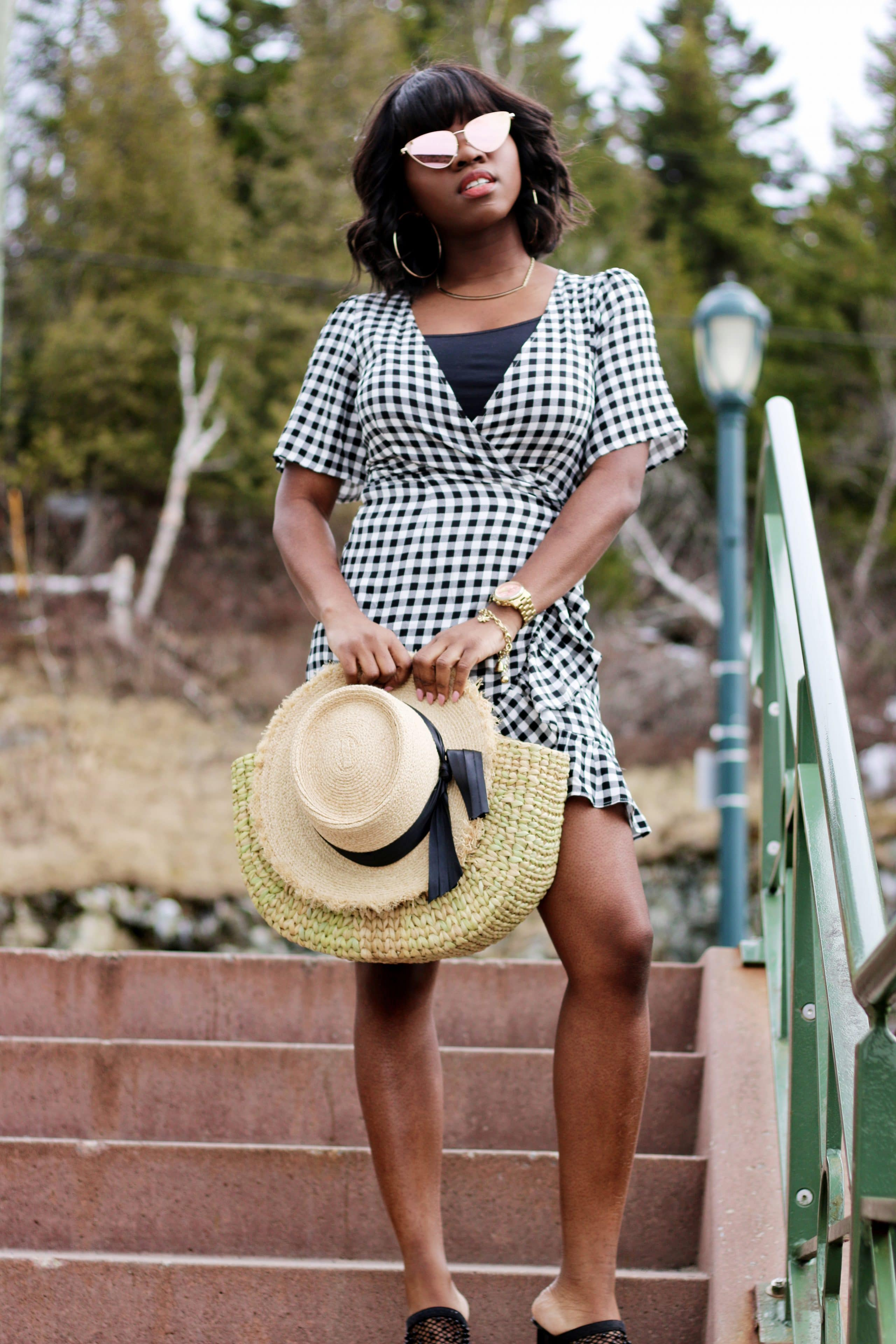 HOW TO STYLE GINGHAM